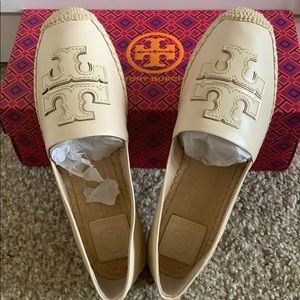 New Tory Burch Ines Espadrilles shoes